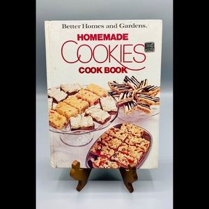 Better Homes &Gardens Homemade Cookies Cook Book